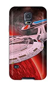 High Impact Dirt/shock Proof YY-ONE For Galaxy S5 (star Trek)