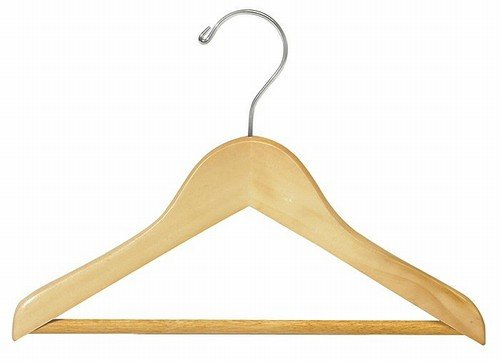 Only Hangers Childrens Wooden Hanger product image