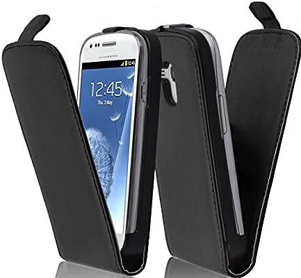 Amazon.com: Cadorabo – Funda con tapa para Samsung Galaxy S3 ...