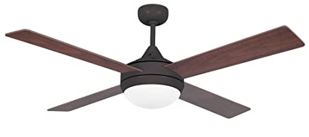Lighthouse 33702 ceiling fan with light and 4 blades marrone noce lighthouse 33702 ceiling fan with light and 4 blades marrone noce aloadofball Image collections