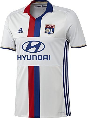 1ª Equipación Olympique de Lyon 2015/16 - Camiseta oficial adidas: Amazon.es: Ropa y accesorios