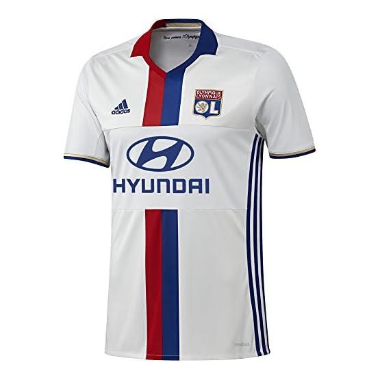 Olympique Lyonnais 2015/16 Adidas - Maillot officiel