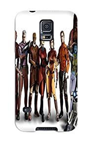 Hard Plastic Galaxy S5 Case Back Cover,hot Star Wars Case At Perfect Diy