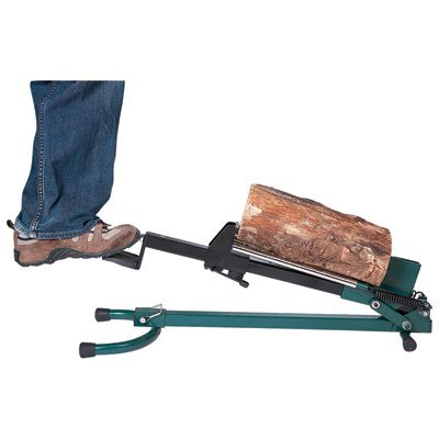manual log splitter comparison