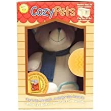Cozy Pets Microwavable Therapeutic Teddy Pets [Kc The Bear]