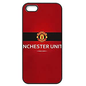 Manchester United FC Customized Slim Protective Hard Plastic 3D Case FT6K259 for Iphone 4