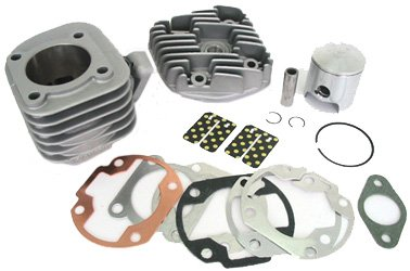 - Athena Big Bore Cylinder Kit (70cc Bolt On) - 47.66mm Bore 070200