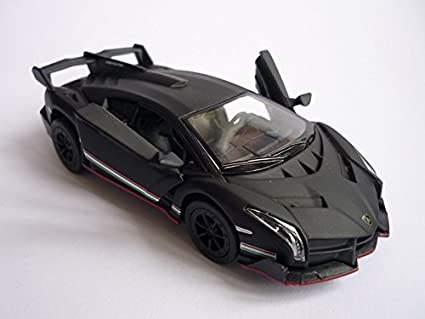 Buy Kinsmart 1:36 Scale Lamborghini Veneno Color May Vary Online at ...