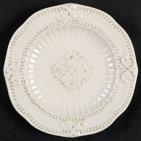 American Atelier Baroque Salad Plate, Fine China Dinnerware