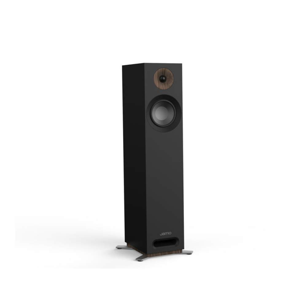 Jamo Studio Series S 805-BLK Black Floorstanding Speakers - Pair
