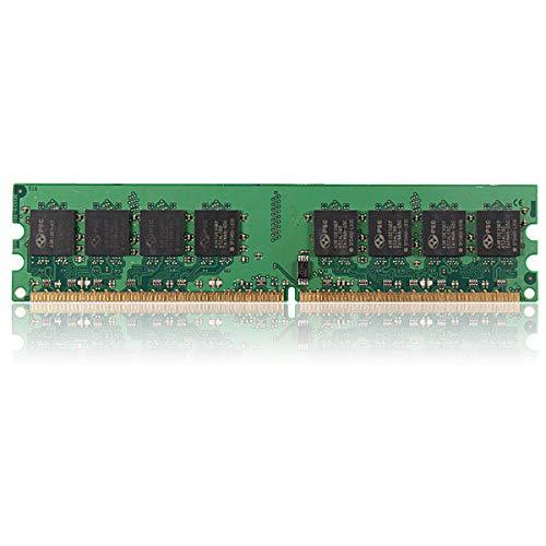 (1GB DDR2-533 PC2-4200 Non-ECC Desktop DIMM Memory RAM 240 pins - Computer Components Memory - 1x 1GB PC2-4200 SDRAM Desktop Memory Ram)