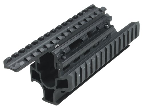 UTG Model 47 Protection main avec 4 rails de montage, Mnt de t479s