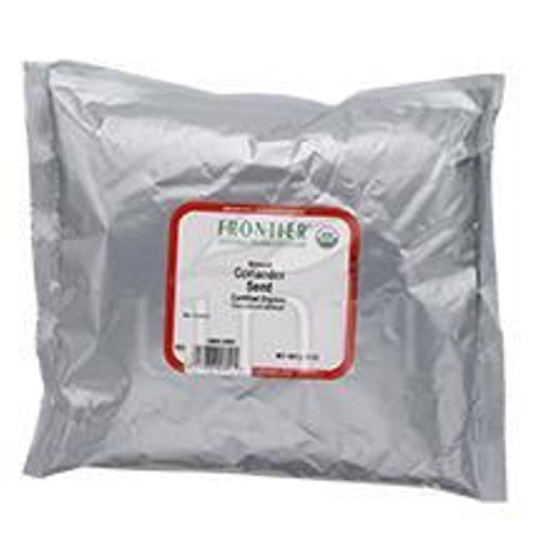 Frontier Coriander Seed Powder Og 16 Oz by Frontier