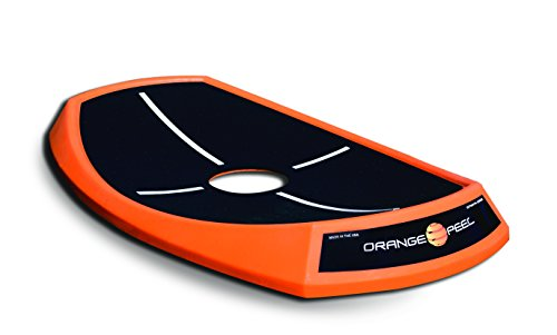 Orange Whip Orange Peel Balance Trainer Aid for Improved Golf Balance - One Size