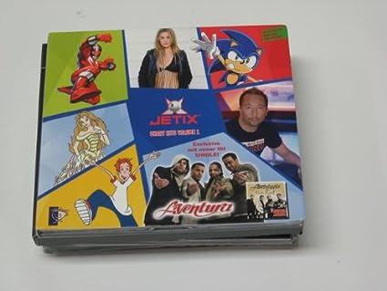 2005) Jetix Chart Hits 1 (CD/CD-ROM - Wunder, Gracia ...