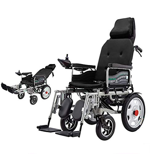 Amazon.com: TX Electric Medical Wheelchair Lightweight Steel ...