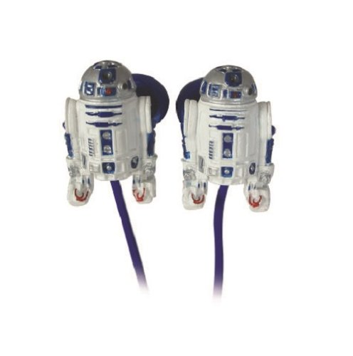 Star Wars R2-D2 Earbuds