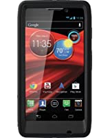 OtterBox Defender Series Case for Motorola RAZR MAXX HD - Retail Packaging - Black - Will Only Fit the RAZR MAXX HD / Not the RAZR MAXX