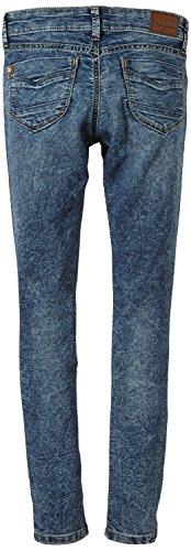 Modelo Pepe Largo Niña Jeans Denim Pantalón J15 Azul Cobalt 7oz Pixlette Used Med HxxZ1Cw