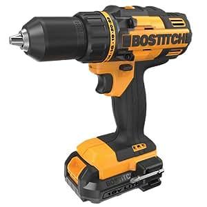 BOSTITCH BTC400LB 18V 1/2-Inch Lithium Drill/Driver Kit