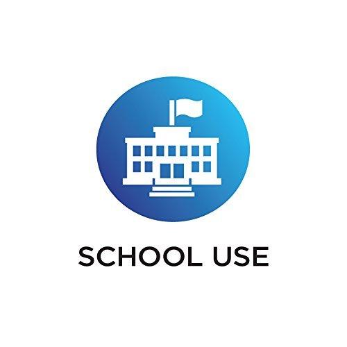 X-ACTO SchoolPro Classroom Electric Pencil Sharpener, Heavy Duty, Blue/Grey (2 Pack) by X-Acto (Image #9)