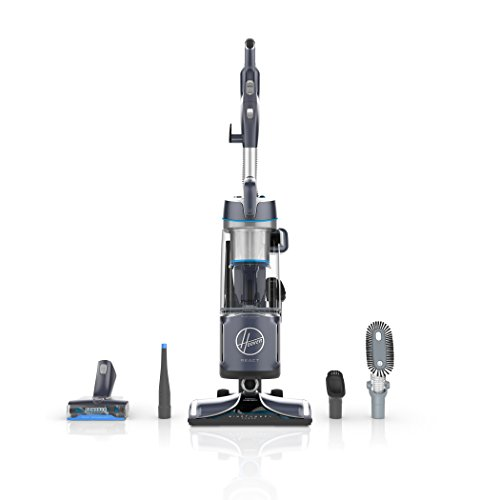 Hoover REACT Powered Reach Plus Bagless Upright Vacuum UH73510PC