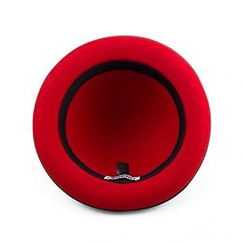 Juggle Dream Sombrero Manipulaci/ón Malabares Tumbler Negro con Rojo 56cm