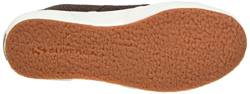 Superga Damer 2750 Lamew Sneaker Brun (dk Chokolade) es8Nm9E