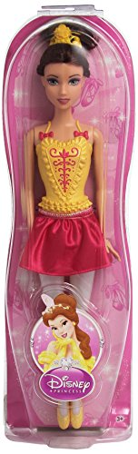 Disney Princess Ballerina Doll - Belle (W5558)]()