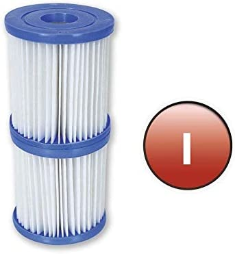Twin Pack Lay Z Spa Hot Tub Filters