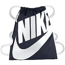 Nike Heritage Gym Sack (OBSIDIAN/WHITE/WHITE)