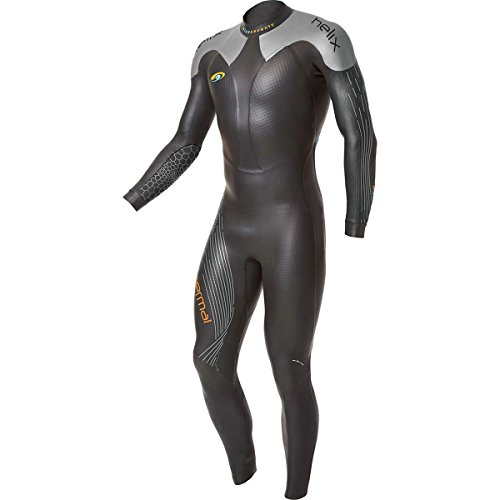 blueseventy 2019 Men's Fusion Triathlon Wetsuit - for Open Water Swimming - Ironman & USAT Approved - (L) by blueseventy (Image #2)