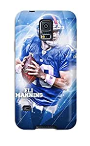 Areebah Nadwah Dagher's Shop Hot Premium Eli Manning Heavy-duty Protection Case For Galaxy S5 6740039K93377432