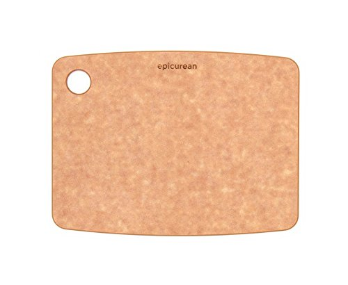 Home And Garden Cutting Board (Epicurean Kitchen Series Cutting Board, 8-Inch by 6-Inch, Natural)