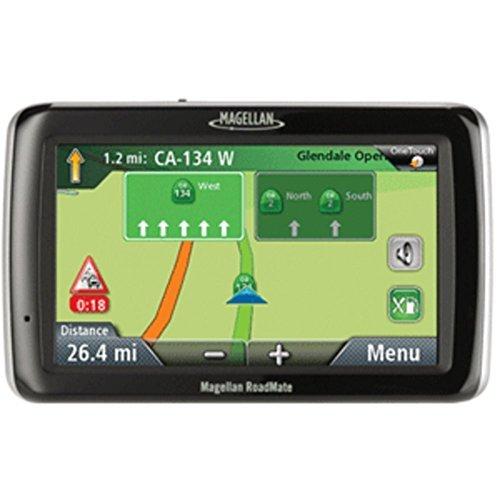 Magellan RoadMate 3045-MU 4.7 Touchscreen Car GPS Navigation System Consumer Electronics by Magellan