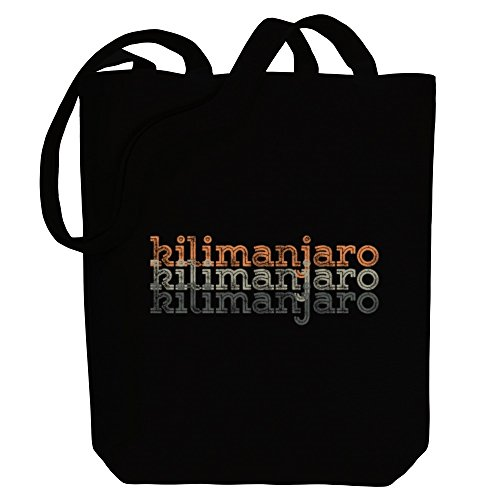 Canvas Canvas repeat Kilimanjaro Kilimanjaro Bag repeat retro retro Idakoos Tote Cities Idakoos Cities vSxwnIqwUd