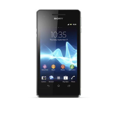 Sony Xperia V LT25i Unlocked 13MP Camera, 8GB Internal, Android OS - Black