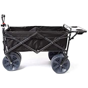Amazon Com Folding Push Wagon Cart Collapsible Utility