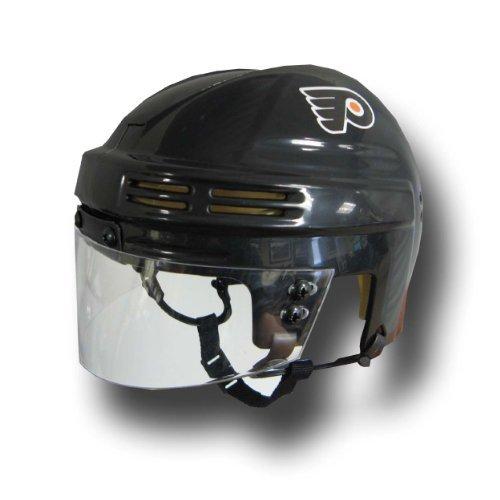 - NHL Philadelphia Flyers Replica Mini Hockey Helmet