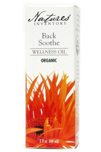 Back Soothe Wellness Oil 2 fl. oz. by Nature's Inventory ()
