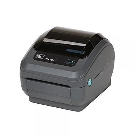 Zebra GK420d - Impresora de Etiquetas (Térmica Directa, 203 ...