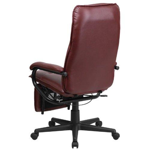 Flash Leather Executive Reclining Executive