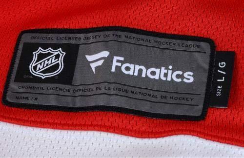 Dylan Larkin Detroit Red Wings Autographed Red Fanatics Breakaway Jersey Fanatics Authentic Certified