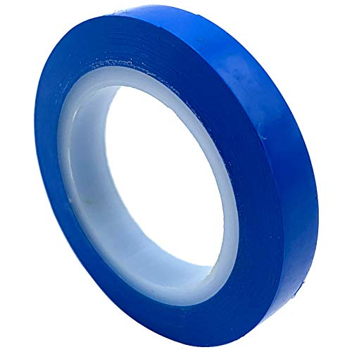 (Blue Surgical Instruments Identification Marking Tape 200'' L x 0.25'' W 3M)