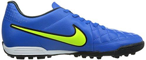 Scarpe Calcetto Nike Tiempo Rio II Tf Uomo Taglia 39 Eu Codice 631289-470