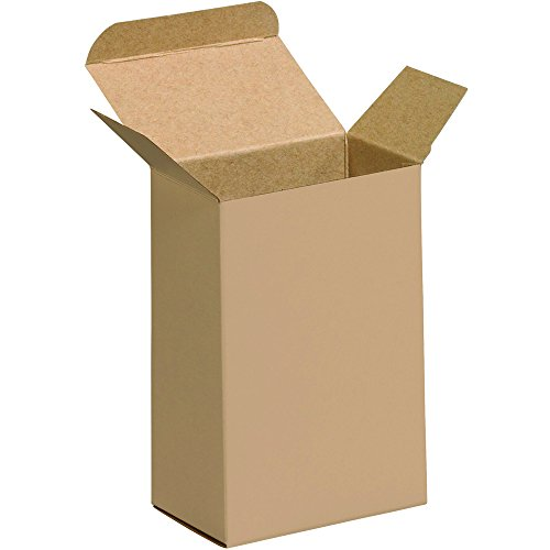 Reverse Tuck Kraft Folding Cartons - 1