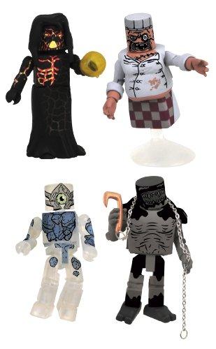 Diamond Select Ghostbusters III Video Game: Minimates Box Set