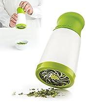 2016 Hot 1Pc Herb Grinder Spice Mill Parsley Grater Shredder Chopper Fruit Vegetable Cutter Cooking Kitchen Tools