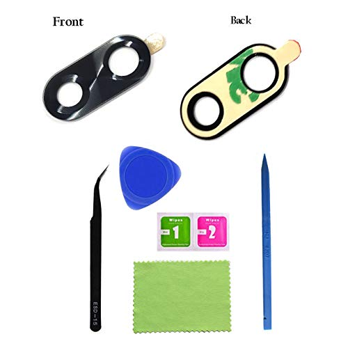 Eaglewireless Back Camera Glass Replacement,Rear Camera Lens Replacement Part for BlackBerry KEY2 KeyTwo