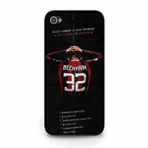 David Beckham Famous Soccer Player funda,Slim TPU Protective Case Cover for Iphone 5C,Iphone 5C Hard Skin